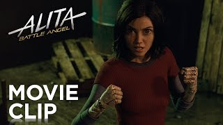 Alita: Battle Angel (2020) Video