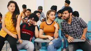 VIDESHI LADKI AAYI JAIPUR PADHNE | College Love Story | (Ft. Aishwaaryaa)