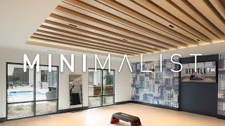 Minimalist – No biggie. Just our smallest LED's.