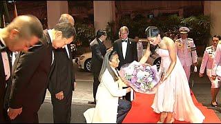 สมเด็จพระเจ้าลูกเธอ เจ้าฟ้าสิริวัณณวรีฯ เสด็จเป็นองค์ประธานงาน Equestrian Rising Star Awards Night