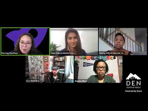 DSW 2020: Launching Your Venture as a Leader of Color