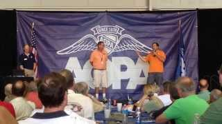 AOPA Fly-In at MQJ: SIEGWART AVIATOR