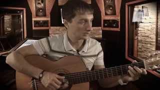 Смотреть онлайн Учимся играть на гитаре песню «Сектор Газа» «Лирика»