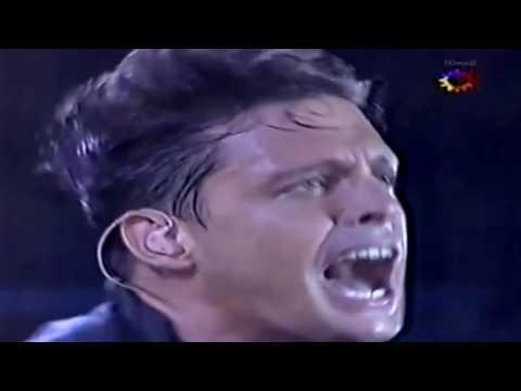 Luis Miguel - Sueña (En vivo) HQ