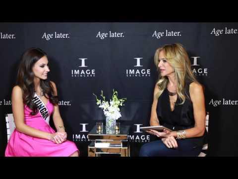 Miss Universe 2015 - Miss Hungary
