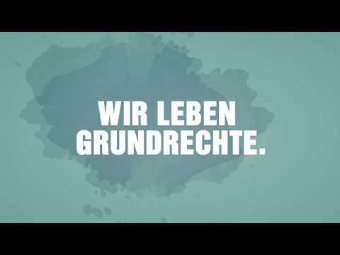70 Jahre Grundgesetz - Lasst uns Grundrechte leben!