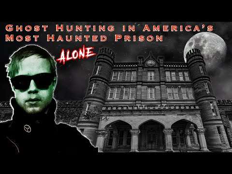 Ghost Hunting In America's Most Haunted Prison