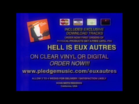 Hell Is Eux Autres vinyl pre-order