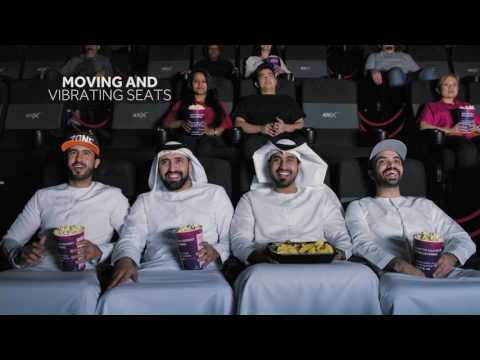 4DX at VOX Cinemas | The Absolute Cinema Experience