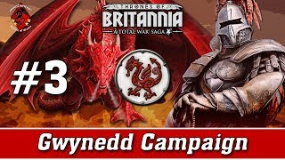 Gwined Campaign | Thrones of Britannia #3 - First Siege!
