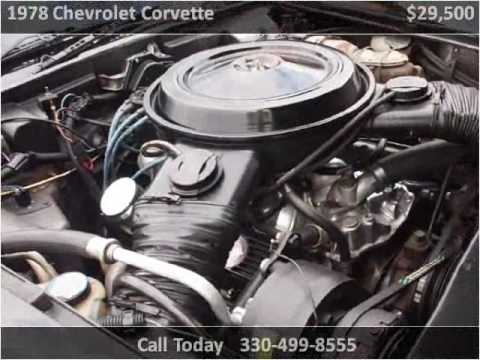 1978 Chevrolet Corvette for Sale - CC-999333