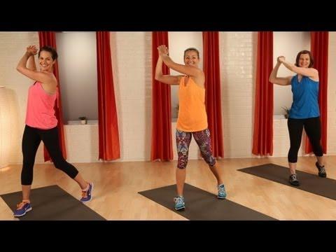 40 Minute Full Body Workout | Beginner Strength Training | Class ...