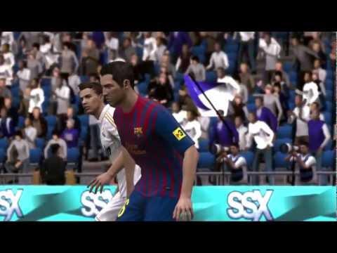 FIFA 12 gamescom Trailer Scores a Stunner