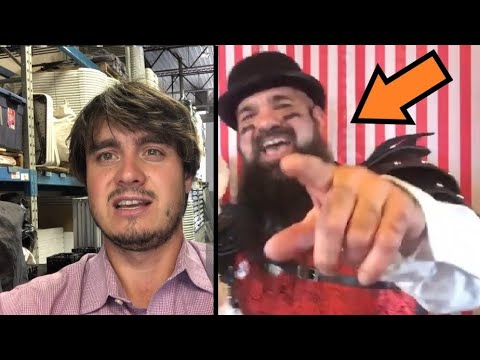 Interviewing Corny Carnie From Inflatable Carnival | Live Stream #7