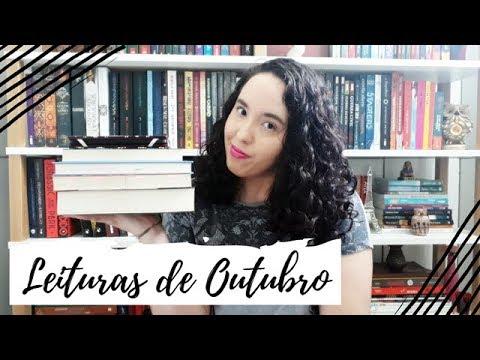 Leituras de Outubro (2019) + SORTEIO | Um Livro e Só