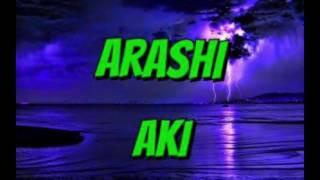 AKI arashi