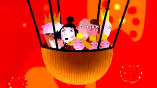 Ben and Holly's Little Kingdom | Journey to the Centre of the Earth | Kids Videos