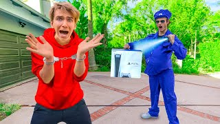 I Bought a Stolen PS5!! (Cops Called)