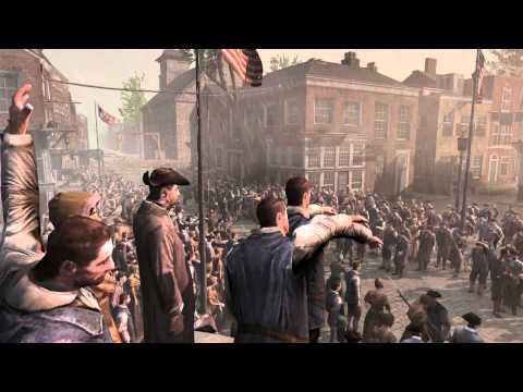 Assassin's Creed 3 аккаунт uplay - аренда 30 дней