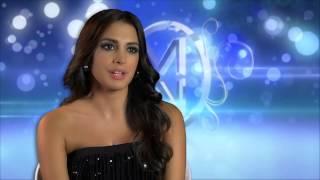 Valeria Chaverria  Candidata Miss World Ecudaor 2014