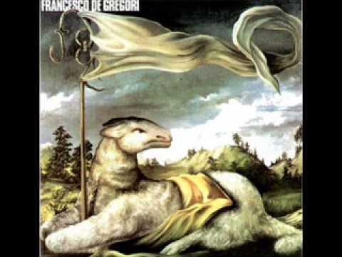 """Francesco De Gregori - cercando un altro Egitto - 02 - album omonimo detto """"La Pecora"""" (1974)"""