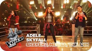 Adele   Skyfall (Shayene, Melisa, The Anh) | Battles | The Voice Kids 2016 | SAT.1
