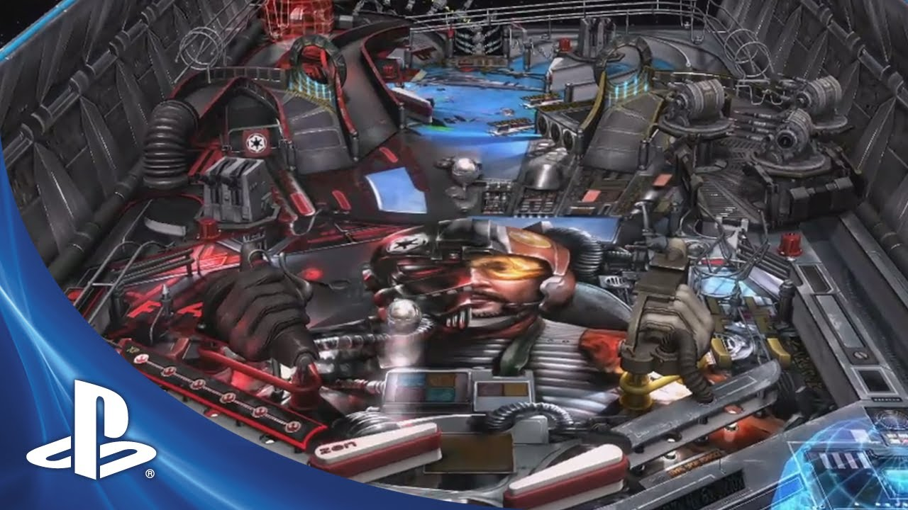 Star Wars Pinball: Balance of the Force Out October 15th