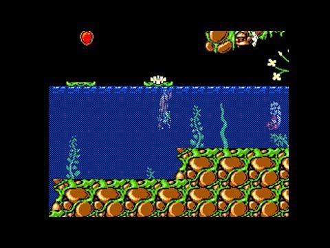 Sega Master System Longplay - Chuck Rock