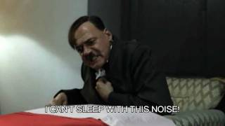 Hitler Can't Sleep