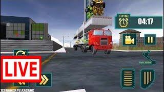 Multi Trailer Car Transporter Simulator 2017 - Android GamePlay FHD #EFT