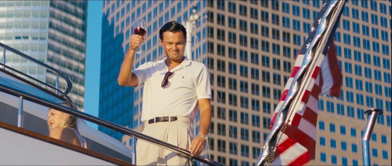 Movie Trailer: The Wolf of Wall Street (2013)