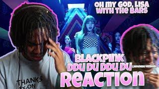 BLACKPINK - DDU-DU DDU-DU (JAPANESE VERSION) - REACTION | wait... WHAT?!