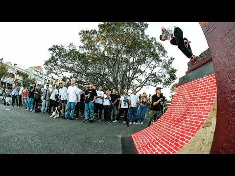 Pass~Port x Vans Fitzy Plaza Video