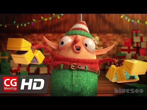"CGI Showreel HD: ""Blue Zoo Animation Showreel 2016"" by Blue Zoo Studio"