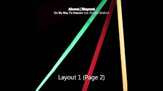 Above & Beyond feat. Richard Bedford - On My Way To Heaven (Above & Beyond Club Mix) HQ