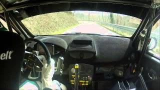 preview picture of video 'Cameracar Santini - Mazzetti Rally Monteregio 2013'