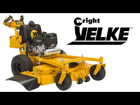 2016 Wright Velke GC 48 in. in Glasgow, Kentucky - Video 1