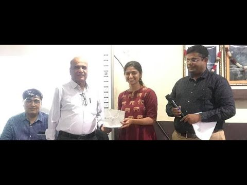 SHRUTI SHARMA SELECTED IN IBPS CLERK- BANK OF INDIA(SABDHANI COACHING)