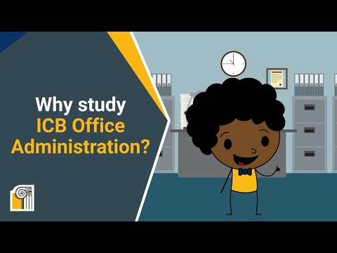 ICB Office Administration Programme - YouTube