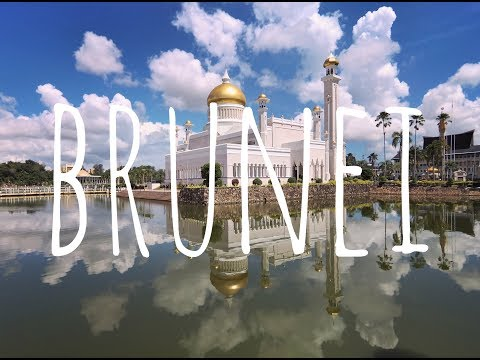 Discover the Tiny Nation of Brunei