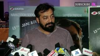 Anurag Kashyap  Haraamkhor Movie  Special Screening