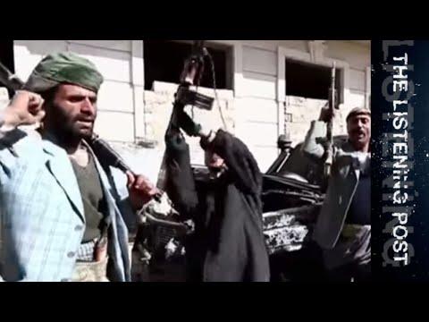 The Listening Post – Yemen: Media battles, narrative divides