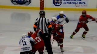 Локомотив - Олимпиец (6:2); 2й период. Детский хоккей (2003 г.р.)