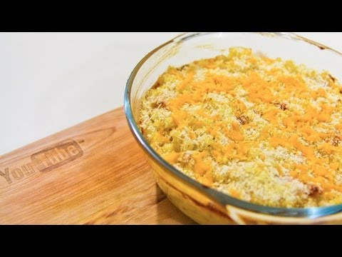 How To Make Mac And Cheese With Pepper Bacon – Video Recipe