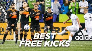 Top Free Kick Goals