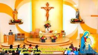 Evangelio y Homilía del 24 Enero 2015 en SAMARA Saltillo