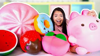 i bought the biggest Squishies i could find.. Worlds Largest Squishy Review