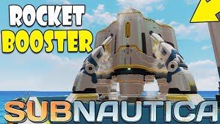 HUNTING NICKEL, ROCKET BOOSTER - Subnautica Indonesia S3 #7