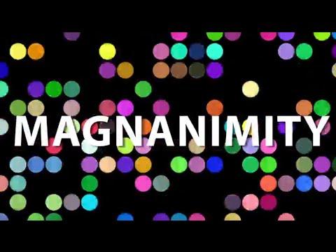 Simply Plimpton #2: MAGNANIMITY
