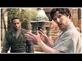 DOCTOR STRANGE BLOOPERS + DELETED SCENE | Marvel Movie 2016 Blu Ray Trailer